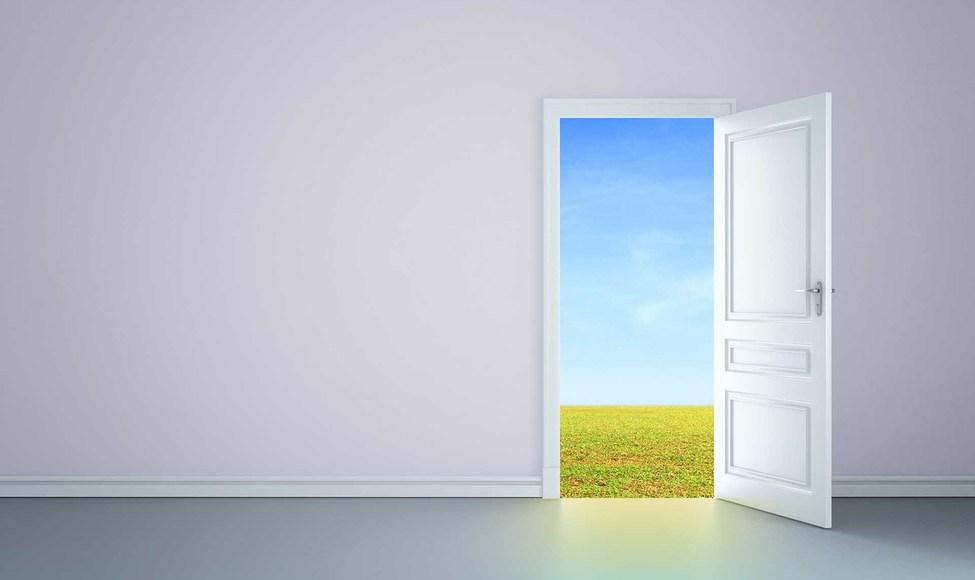 Main door of opportunity