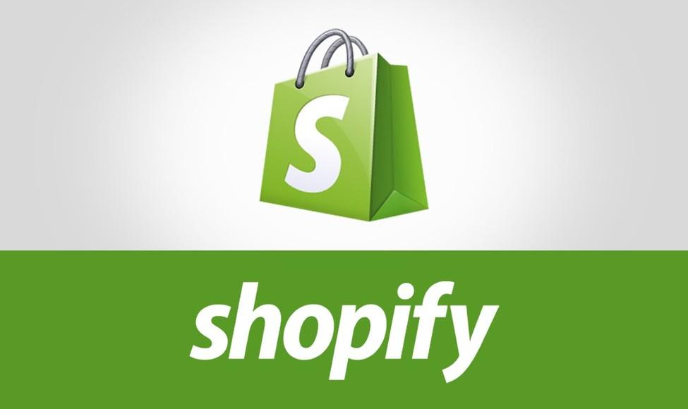 Main shopify logo