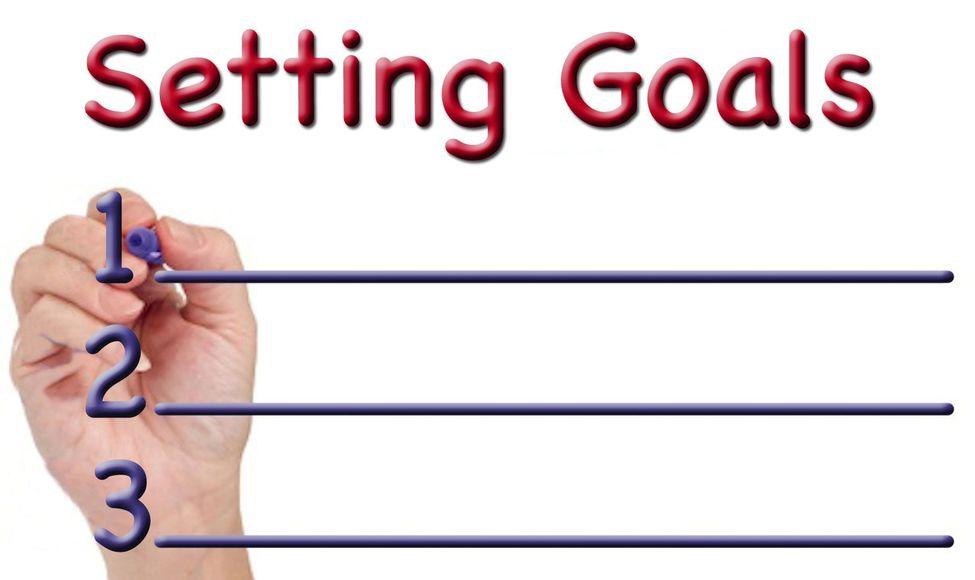Main goal setting1