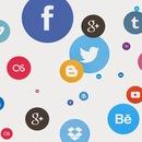 Medium social icons